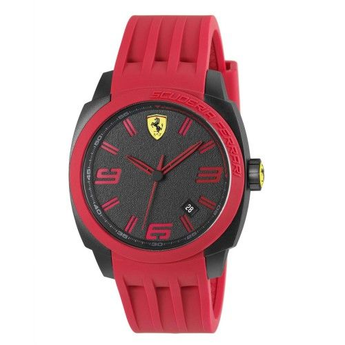 Scuderia Ferrari Aerodinamico Watch Red NEW #ferrari #ferraristore #scuderiaferrari #watch #collection #new #aerodinamico  #exclusive #prancinghorse #cavallinorampante #passion #carbon #alarm #data #timezone #waterproof #red #rossoferrari #cronograph #alarm