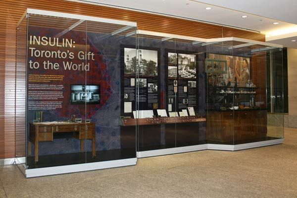 The new Banting-Best exhibit, featuring their belongings, marks the 90th anniversary of the discovery of insulin. (Medicine photo)