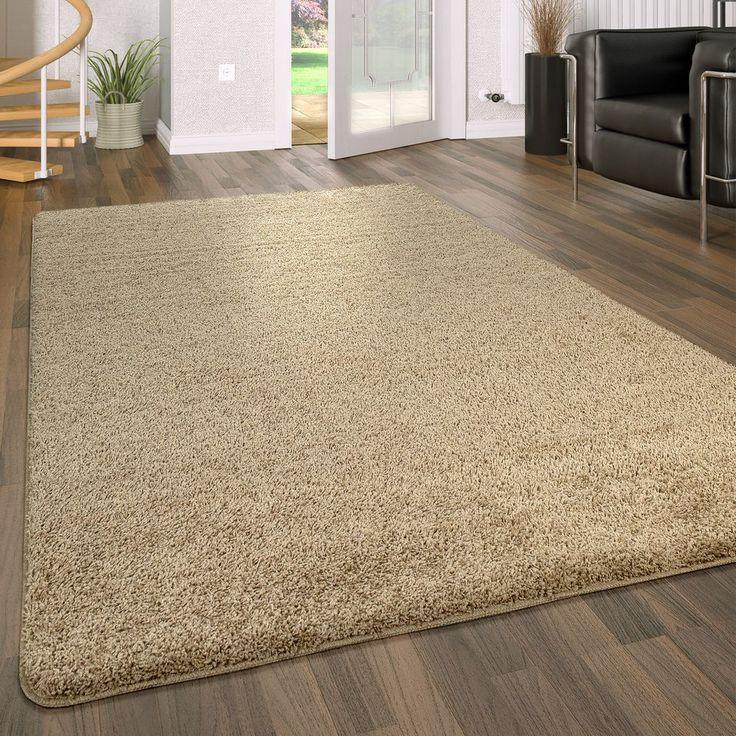 Waschbar Shaggy Badezimmer Teppich Einfarbig Beige Waschbarer Hochflor Teppich Mit Waschbarer H Teppich Waschbar Wohnzimmer Teppich Hochflor Teppich