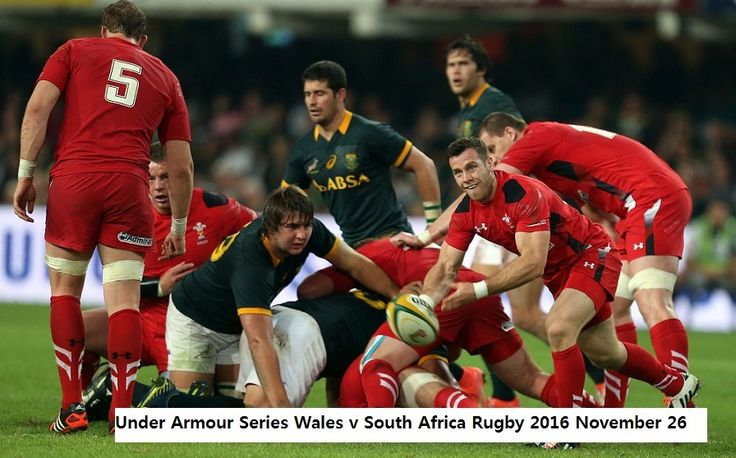 Live Rugby TV Wales vs Springboks Rugby LIVE TV and online streaming listings