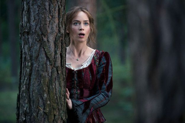 """I got The Baker's Wife from """"Into the Woods""""! Which Emily Blunt Character Are You?"""