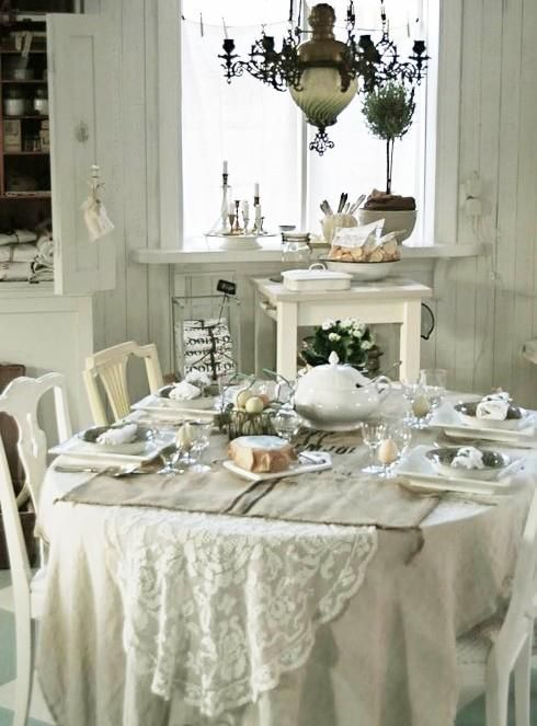 French Country Chandelier Farmhouse Style