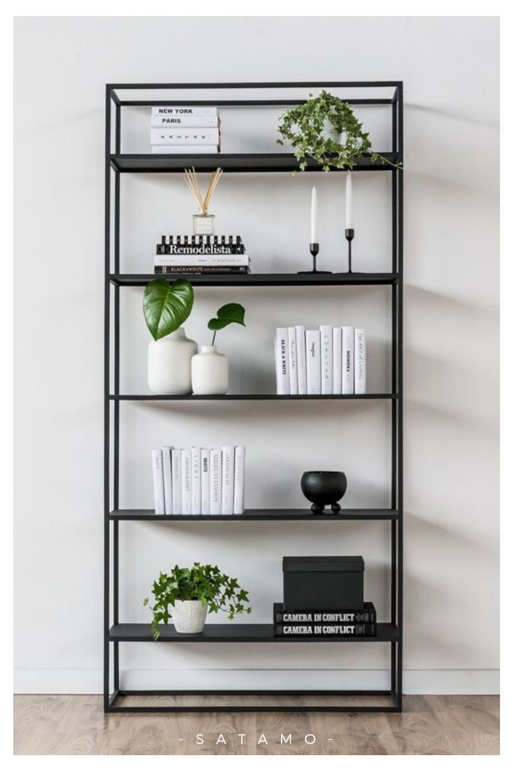 Regal Simplex Scandinavian Shelves Modern Decoration