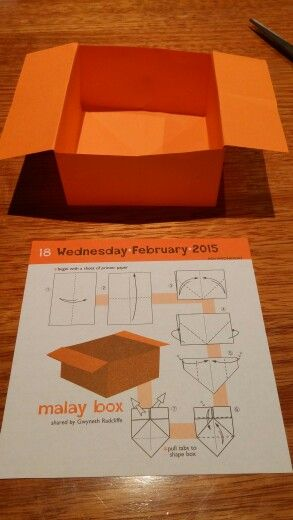 Malay box