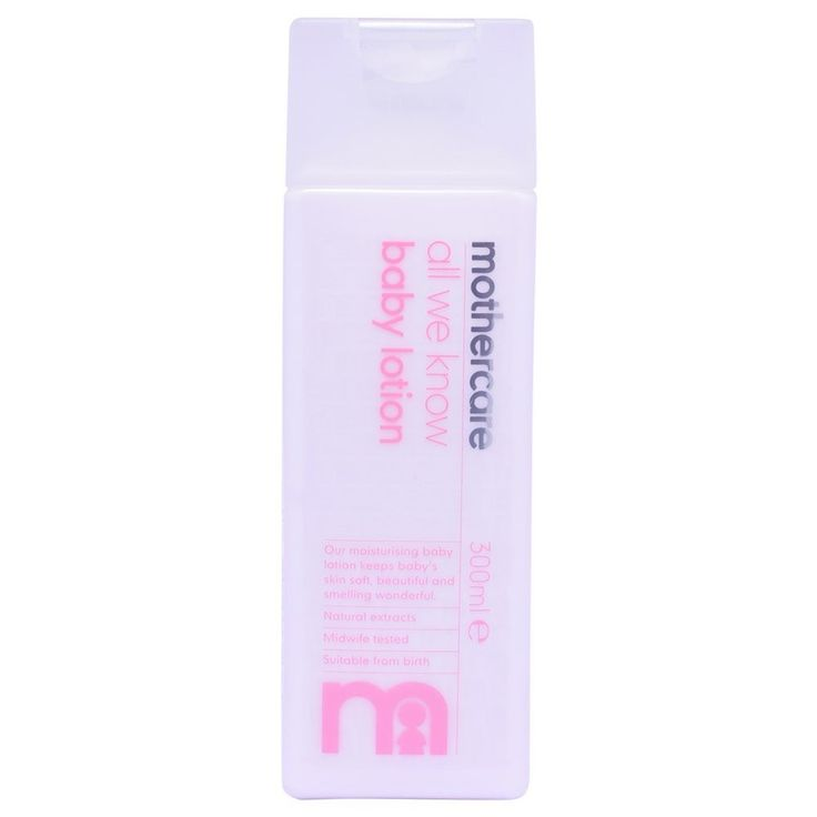 Mothercare All We Know Baby Lotion 300Ml E 0M+ - Pack Of 1 - 300Ml Buy Online at Best Price in India: BigChemist.com