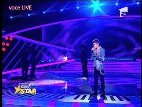 Valentin Poenariu - Lara Fabian - Je t'aime - Next Star