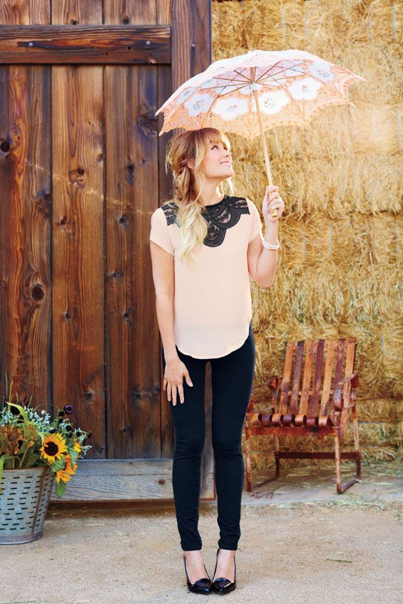 The LC Lauren Conrad For Kohl's Fall 2013 Collection Has Arrived! | Take a Quick Break