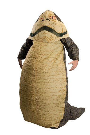 Dmuchany kostium, w którym będziecie wyglądać jak Jabba