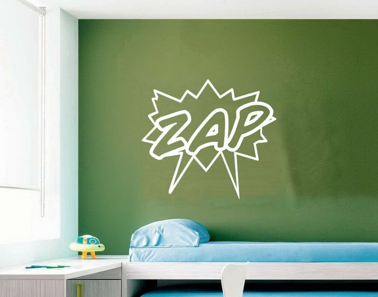 Best Ideas For Gabes Super Hero Room Images On Pinterest - Superhero wall decals for kids roomssuperhero wall decal etsy