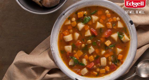 Autumn Vegetable Soup | Recipe