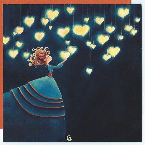 Papierdier - Marie Cardouat - heart lantern