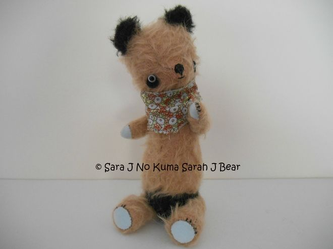 ADOPTED Botan by Sara J No Kuma Sarah J Bear