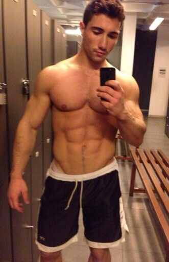 Selfie and muscle on pinterest