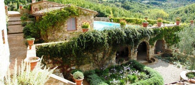 Luxus villák, luxus kertjei - Spanyolország és Olaszország - Dekor és Mentha