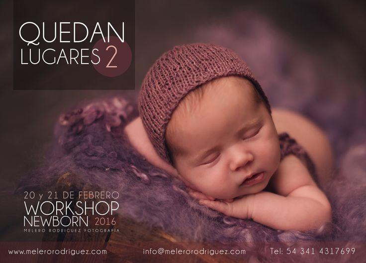 Solo quedan 2 lugares para el 8vo Workshop Fotografía newborn. 20-21 de febrero - melero rodriguez newborn photography © 2016