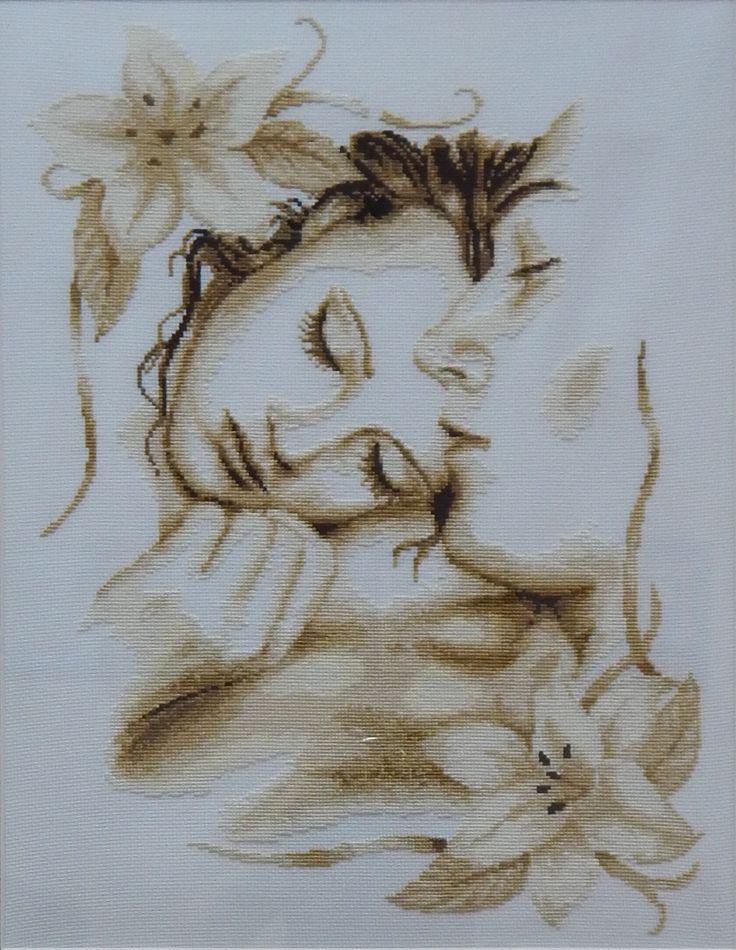 Закохана пара. Автор Попова Л. І.