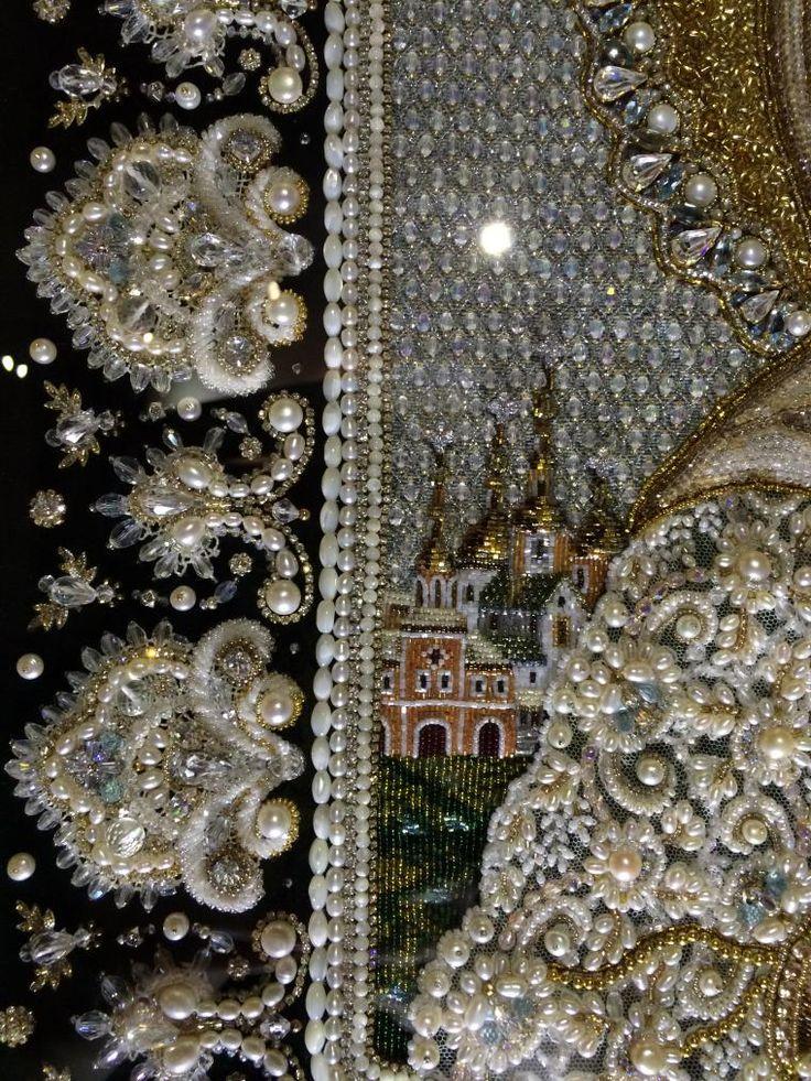 """Изумительные вышитые работы мастерской """"Прикосновение"""" - Ярмарка Мастеров - ручная работа, handmade"""