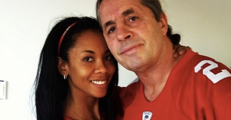 Stephanie Washington Hart is the wife of former WWE wrestler Bret Hitman Hart. Stephanie is Hitman Hart's third wife, he is battling prostate cancer