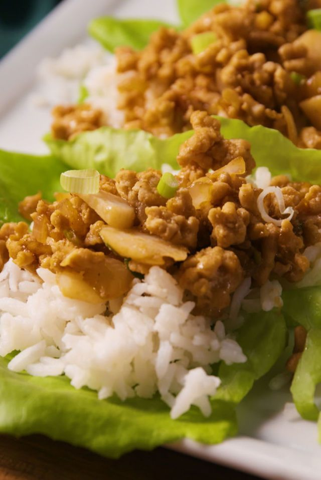 These Asian Chicken Lettuce Wraps Are Even Better Than P.F. Chang's