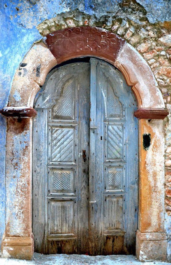 Vessa, Chios, Greece door ..rh