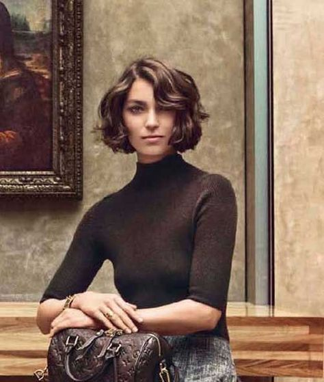 Really Pretty French Style Short Haircuts Hair Skin Pinterest