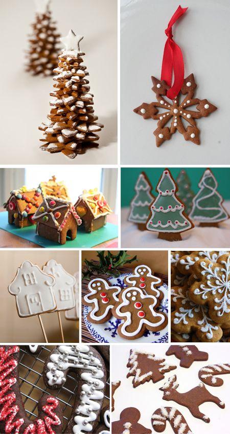 galletas de jengibre navidad