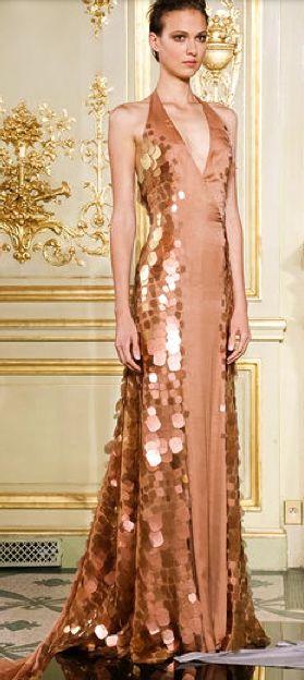 17 Best Ideas About Copper Dress On Pinterest Silk Skirt