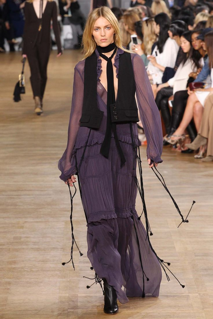 Chloé - Fall 2015 Ready-to-Wear - Look 12 of 45