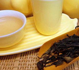 Stoffwechsel anregen Tee Oolong