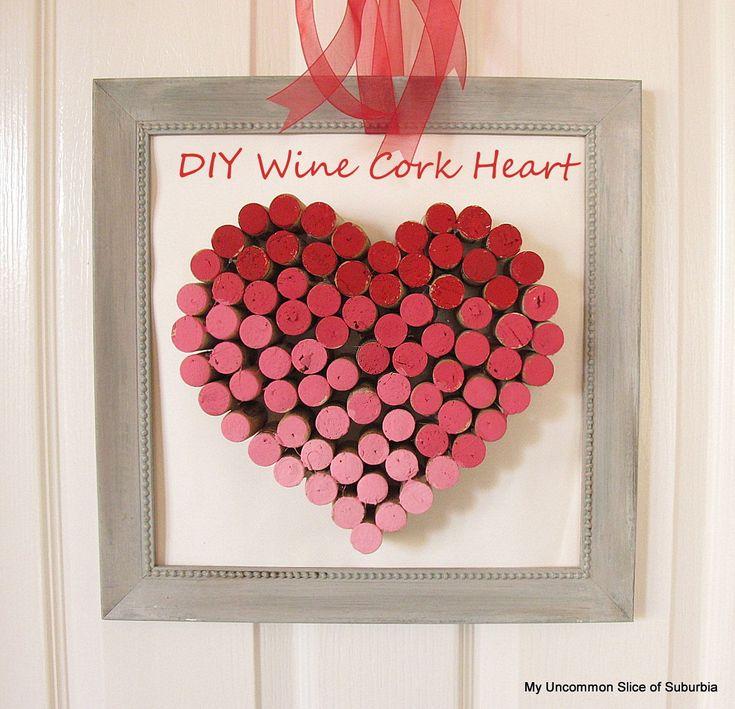 Best 25+ Cork heart ideas on Pinterest | Wine cork letters ...