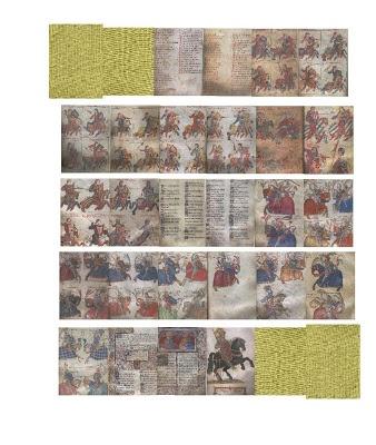 Medieval printable book