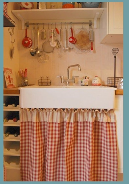 darling retro vintage kitchen
