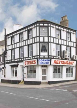 Steele's Fish & Chips Restaurant, Cleethorpes