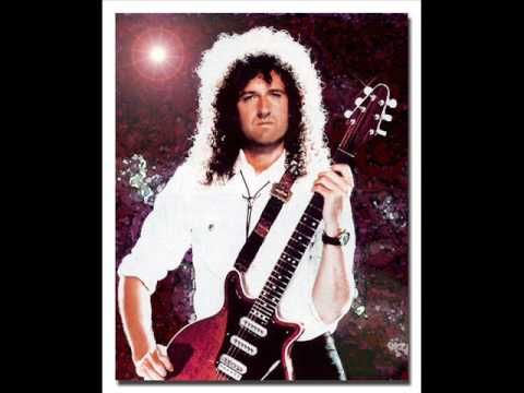 Brian may another world album - Cyborg