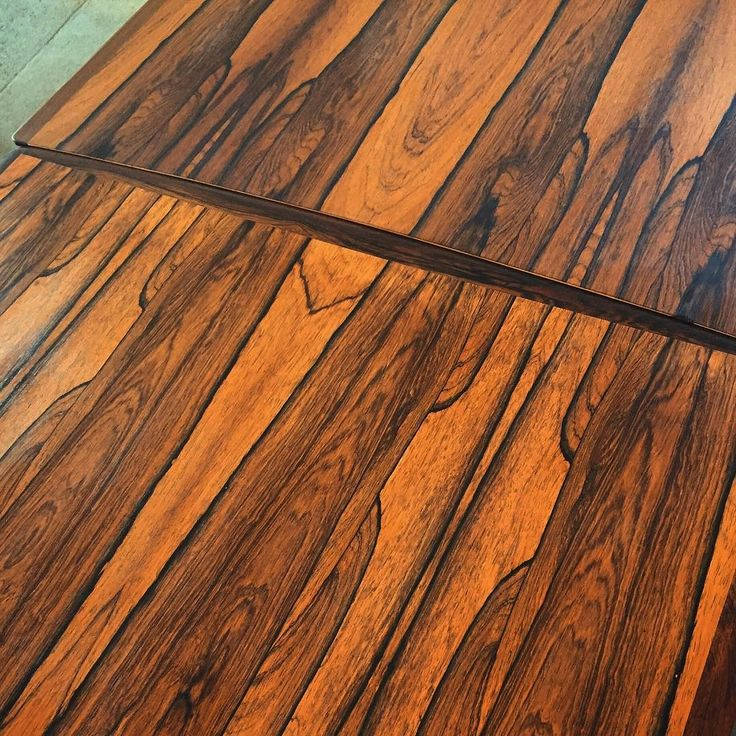 20cmodern: U201cThe Brazilian Rosewood On This Sven Åge Madsen Table Is  Unbelievable. The