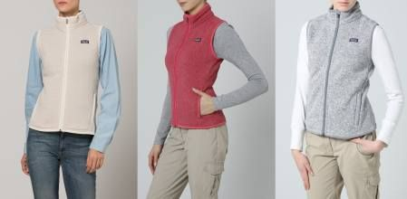 Patagonia WS Better Sweater Chaleco Birch White ropa chalecos y ponchos white Sweater Patagonia WS Chaleco Birch Better CentralModa.eu