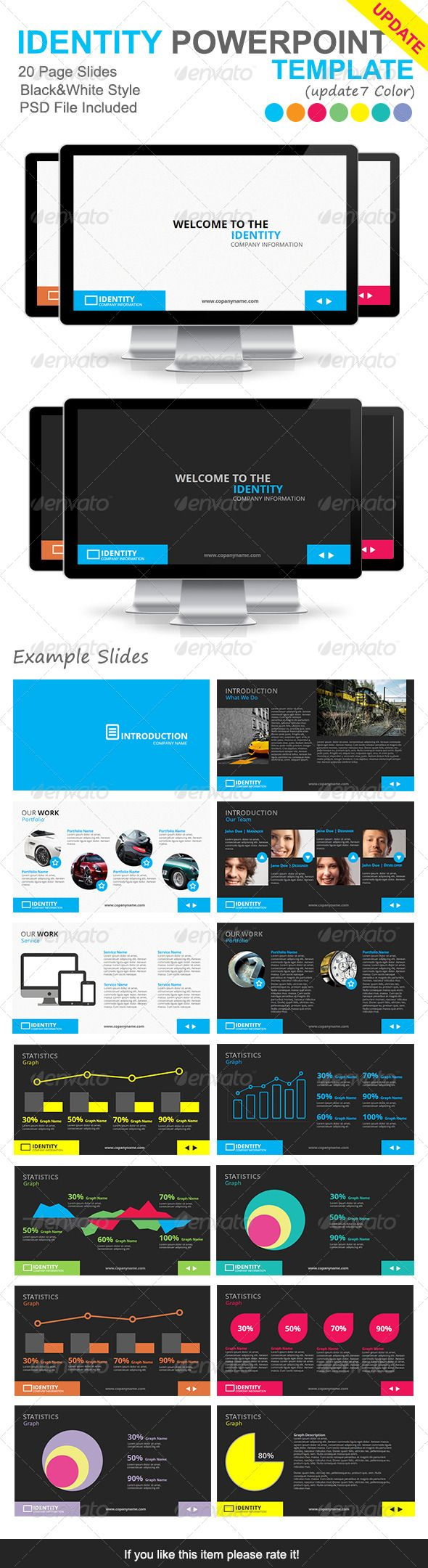 13 best powerpoints images on pinterest presentation layout identity presentation template toneelgroepblik