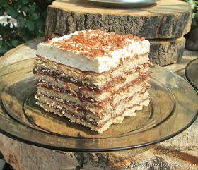 Witam Kochani dziś chcę Wam przedstawić przepis na jedno z moich ukochanych ciast. Wygląda i smakuje bajecznie. Jest to ciasto bardzo łatw...