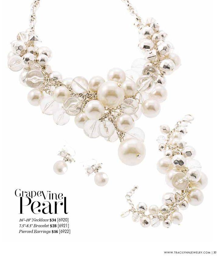 Grapevine Pearl Fall Winter 2015 Catalog www.tracilynnjewelry.net/23254