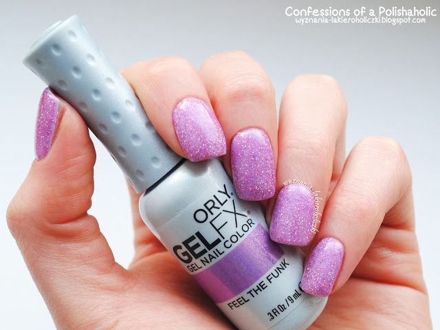 Confessions of a Polishaholic: Orly Gel FX Feel The Funk