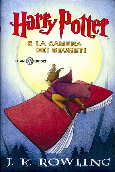 Harry Potter e la camera dei segreti_J.K. Rowling