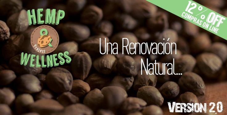 Visita nuestro nuevo sitio 2.0 www.hwproject.cl con un un 12% de #descuento en todos nuestros productos! El mejor lugar para comprar #semillas, #aceites y #cosmeticos de #Cannabis