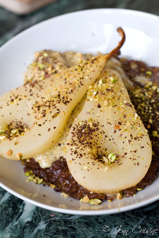 ... Potential of Pears on Pinterest | Pears, Poached pears and Pear tart