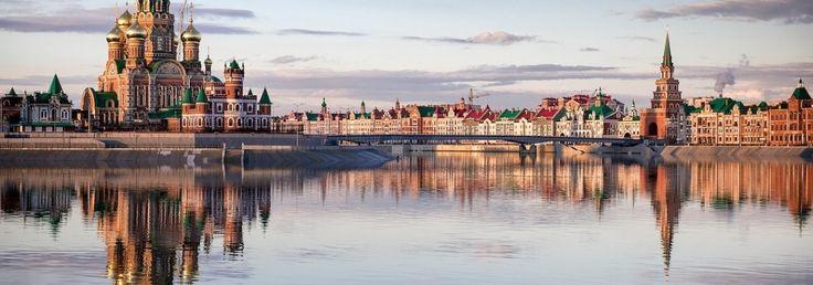 Yoshkar Ola City,Russia #giftshopbkwed #cityrussia #travel