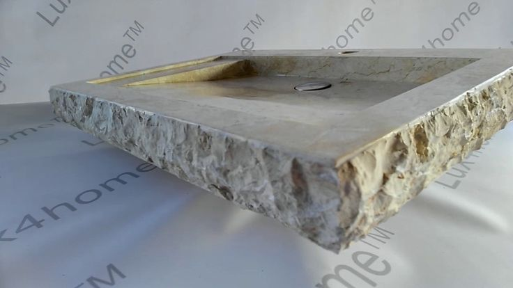 Marble sink - Padovani. Marble sinks producer - Lux4home™