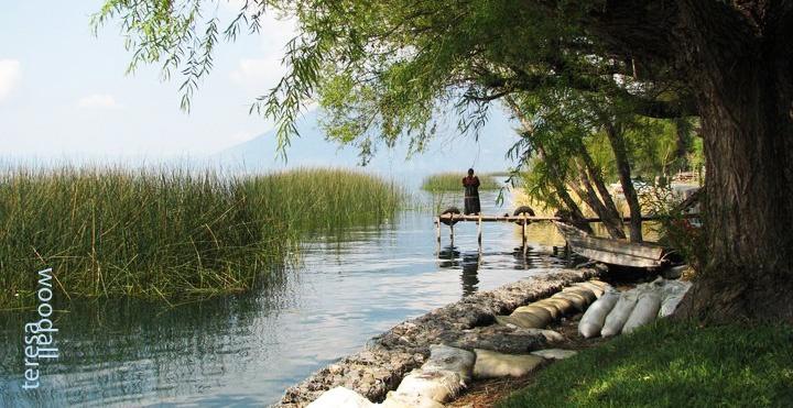 Guatemalan Lake @TeresaWoodall