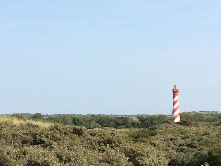 The lighthouse at Nieuw-Haamstede, Zeeland