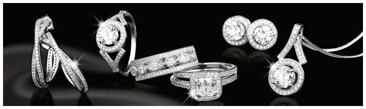 Enchanted - A range of Sterling Silver & Cubic Zirconia Micro Pave jewellery.  #IHEARTSWISS #newarrivals