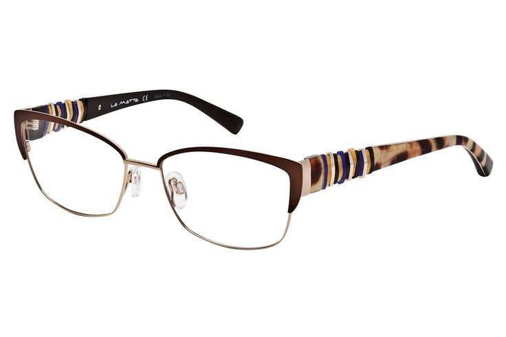 La Matta Eyewear by Area98 - Mod. LM3122 #eyewear #glasses #frame #women #style #accessories #fashion