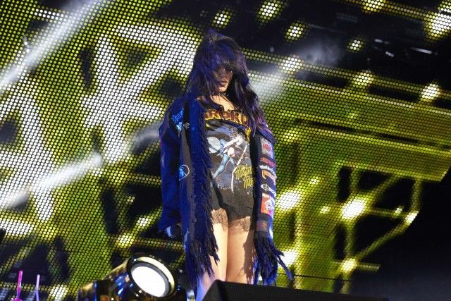 Monster Tour – Summer 2014   Rihanna